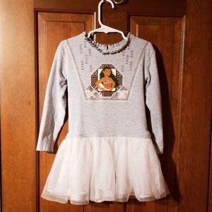 Disney Moana Dress
